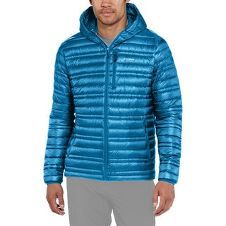 Patagonia Men's Ultralight Down Hoodie Underwater Blue