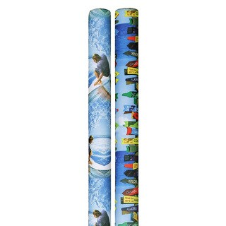 Designer Noodle Pool Noodles Surfer Curl and Beach Signs