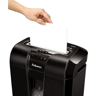 Fellowes Refurbished Powershred 64Cb 10-Sheet Cross-Cut Shredder