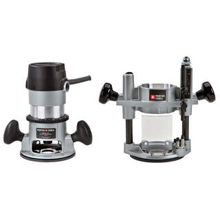 Porter Cable 11 amps 1-3/4 hp 27500 rpm Plunge Router
