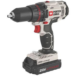 """Porter Cable PCC601LA 1/2"""" 20 Volt Drill & Driver"""