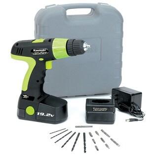 Alltrade 840051 20 Piece 19.2 Volt Drill Kit