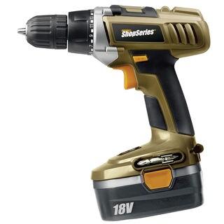 Rockwell RC2804K2 18 Volt Drill Driver Kit