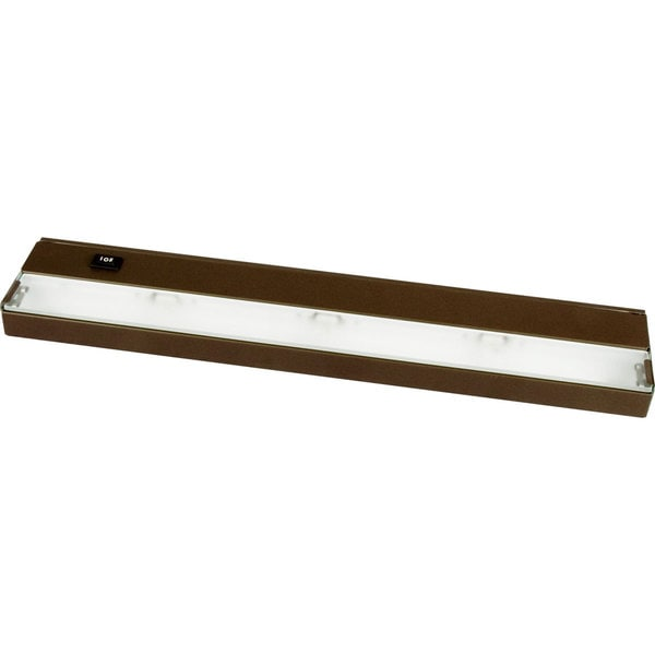 Progress Lighting P7034-20wb Hide-a-lite Iii 3-light Undercabinet