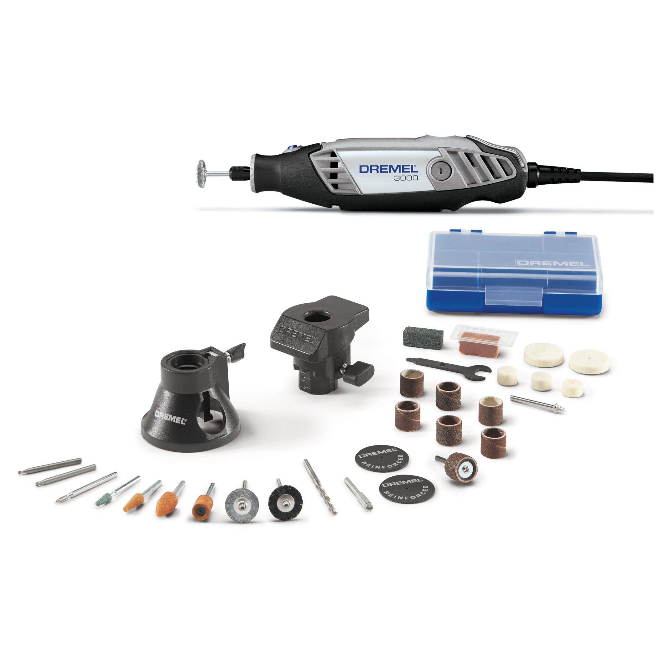 Dremel 3000-2/28 28 Piece Rotary Tool Kit (Rotary tools)