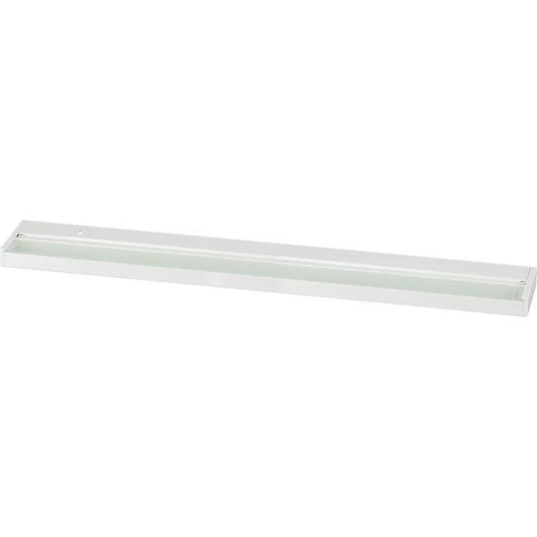 Progress Lighting P7013-30 LED Undercabinet 8-lt. Undercabinet - White