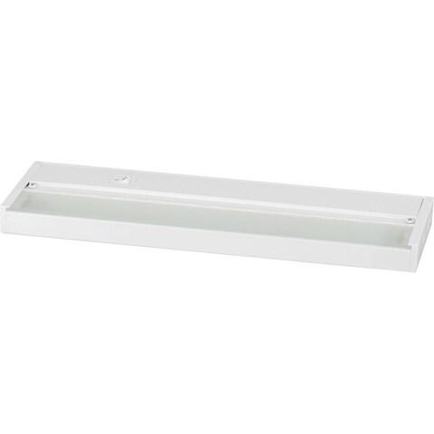 Progress Lighting P7012-30 LED Undercabinet 6-lt. Undercabinet - White