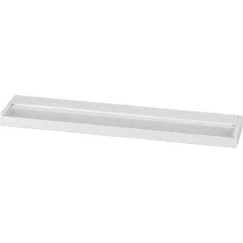 Progress Lighting P7005-30 LED Undercabinet 4-light Undercabinet - White
