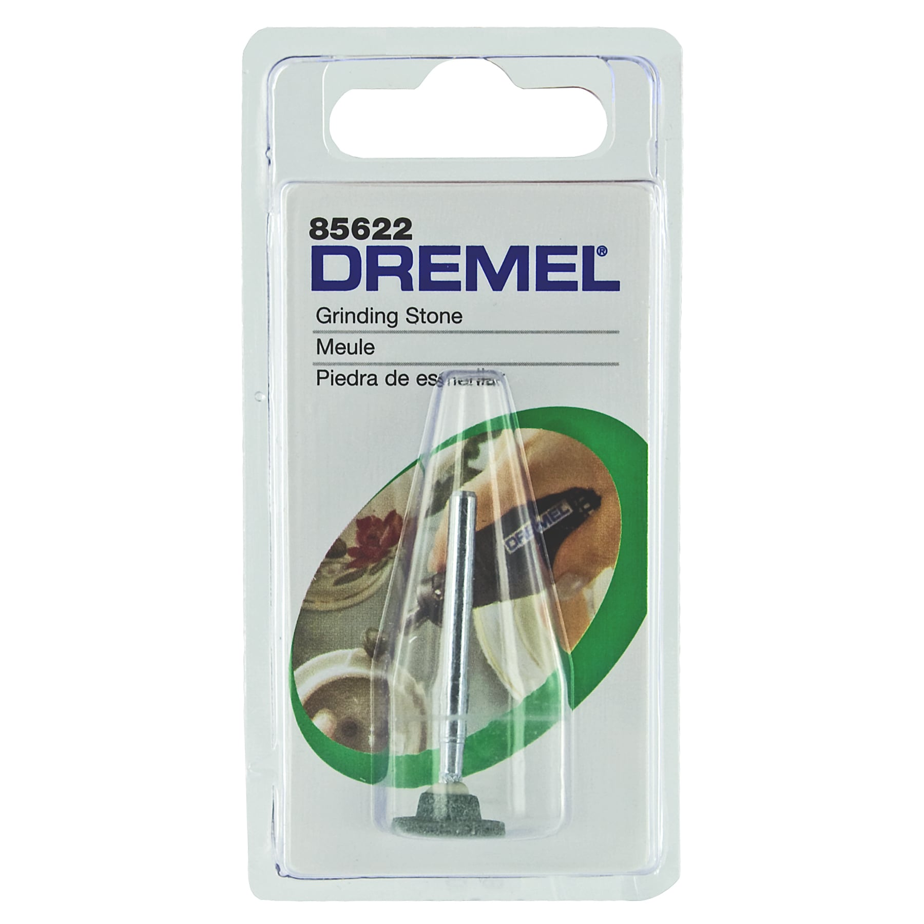 "Dremel 85622 1/2"" Grinding Stone (Grey) (Rotary tools)"