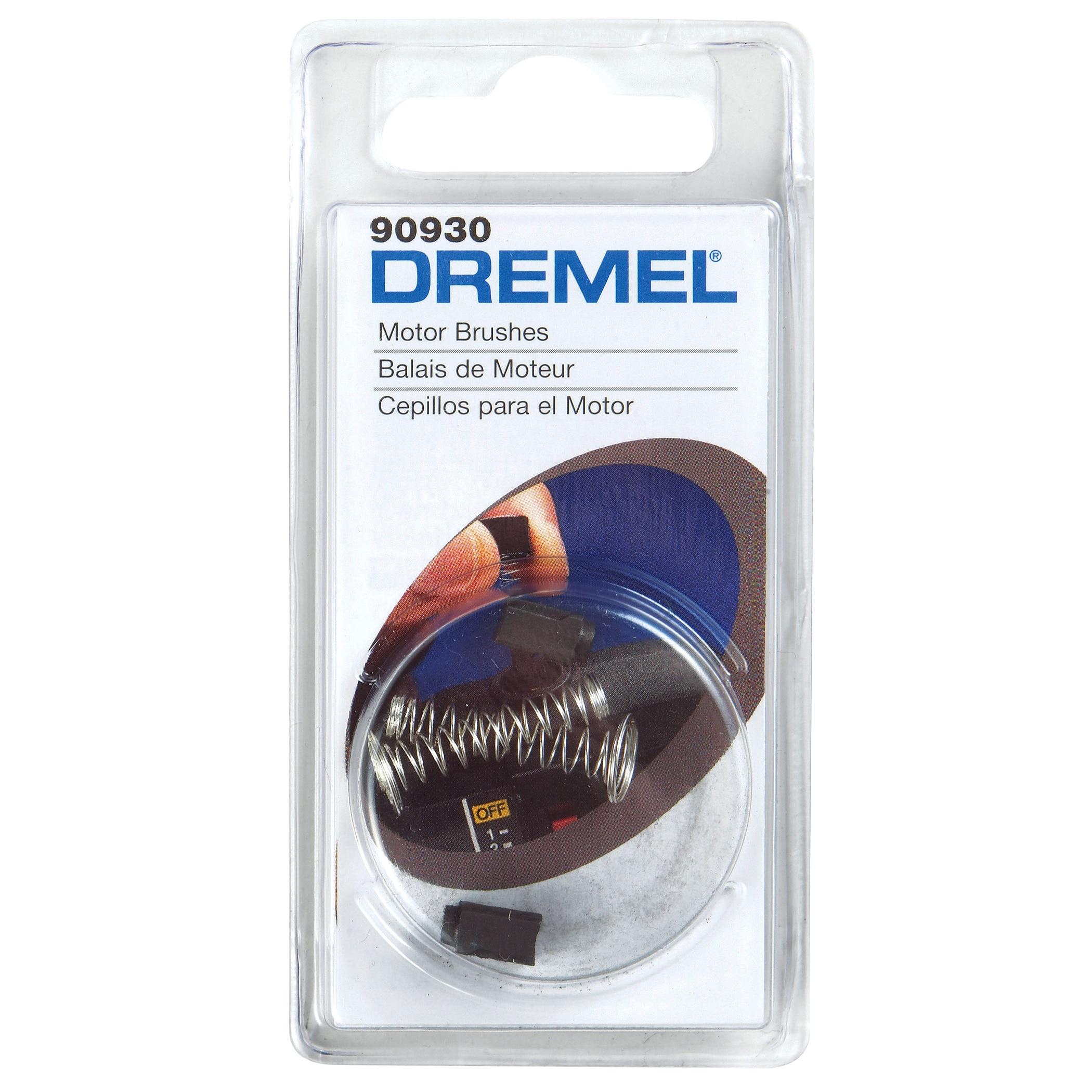 Dremel 90930-05 Carbon Motor Brush (Rotary tools), White