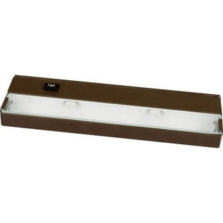 Progress Lighting P7033-20wb Hide-a-lite Iii 2-light Undercabinet