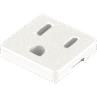 Progress Lighting P8608-30 Undercabinet Accessory Grounded Convenience Outlet