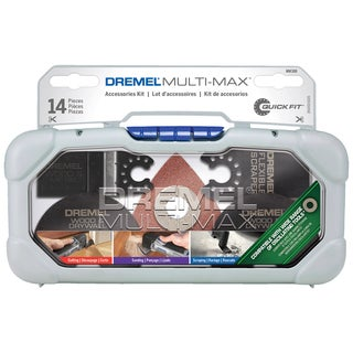 Dremel MM388 Dremel Oscillating Tool Accessory Kit 14 Piece