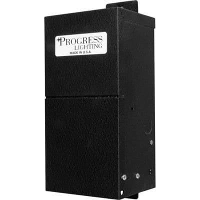 Progress Lighting P8654-31 Hide-a-lite Transformer - Black