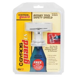 Gyros Tools 50-25010 GyrosGuard Rotary Tool Safety Shield