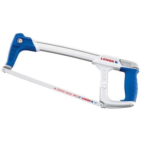 "Lenox 12132-HT50 High Tension Hacksaw Frame 12"" Blade"