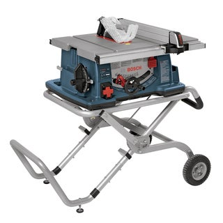 "Bosch 4100-09 10"" 4.4 HP Worksite Table Saw"