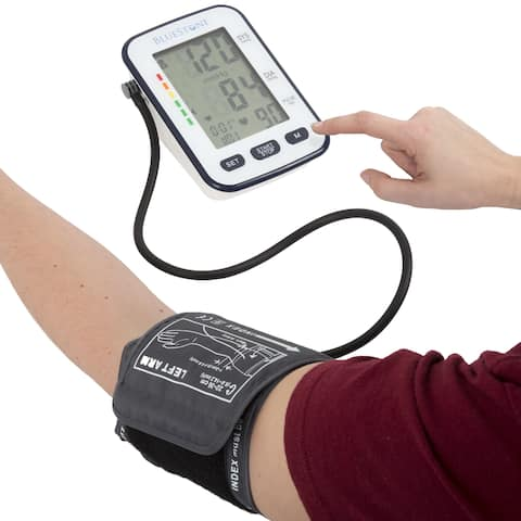 Bluestone Automatic Upper Arm Blood Pressure Monitor