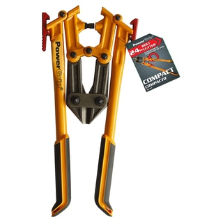 "Olympia Tools 39-124 24"" Compact Bolt Cutters"