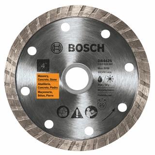 "Bosch DB443S 4"" Standard Continuous Rim Diamond Blade"