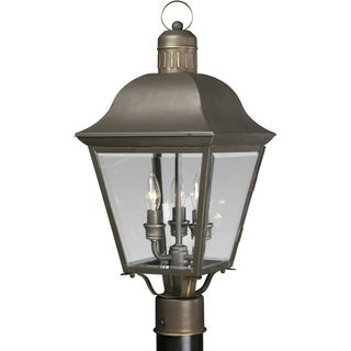 Progress Lighting P5487-20 Andover 3-light Post Lantern