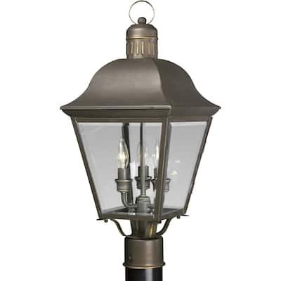 Progress Lighting P5487-20 Andover 3-light Post Lantern - N/A