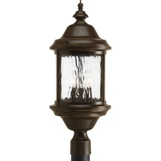 Progress Lighting P5450-20 Ashmore 3-light Post Lantern