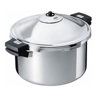 Kuhn Rikon 30333 Duromatic 12 Quart Stockpot Pressure Cooker