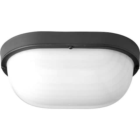 Progress Lighting P3647-3130k9 Bulkheads 1-light LED Wall/ Ceiling with AC LED Module