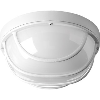 Progress Lighting P3650-3030k9 Bulkheads 1-light LED Wall/ Ceiling with AC LED Module