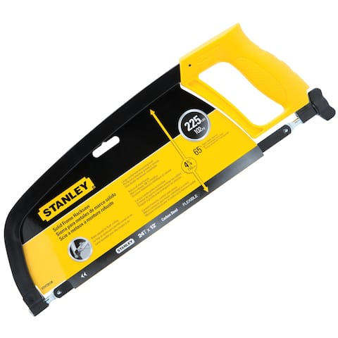 """Stanley Hand Tools STHT20138 12"""" Hacksaw"""