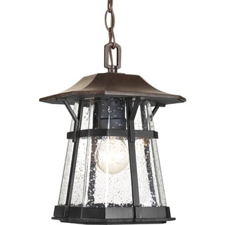 Progress Lighting P5579-84 Derby 1-light Hanging Lantern 8.5-inch