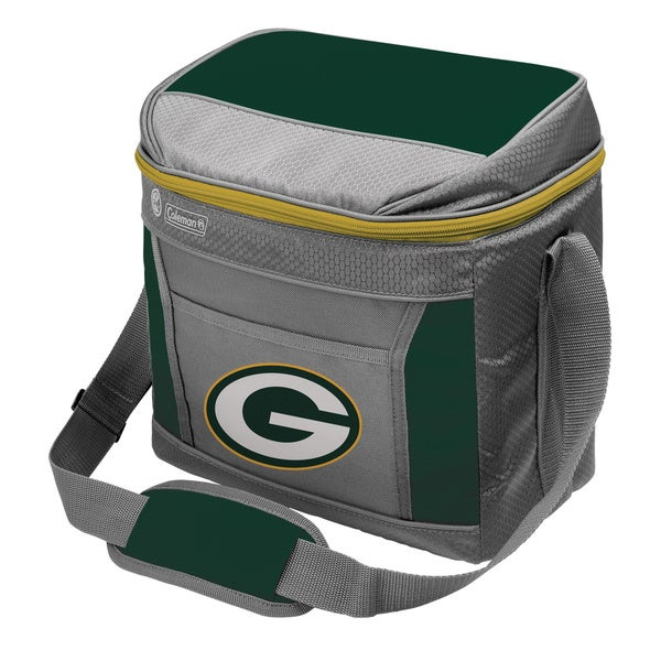 NFL 16 Can Soft Sided Cooler Green Bay