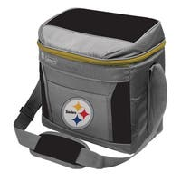 NFL 16 Can Soft Sided Cooler Pittsburgh
