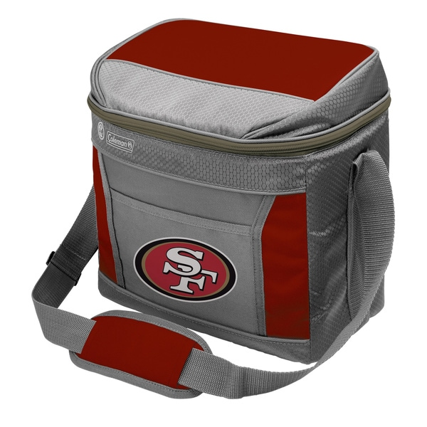 NFL 16 Can Soft Sided Cooler San Francisco