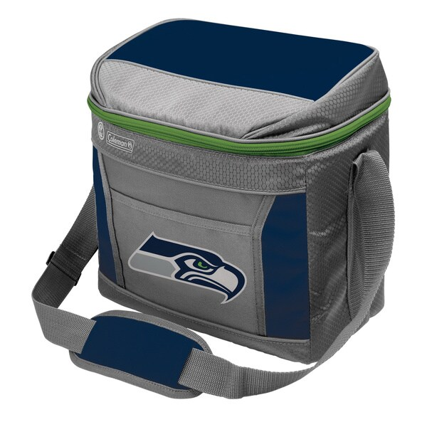 NFL 16 Can Soft Sided Cooler Seattle
