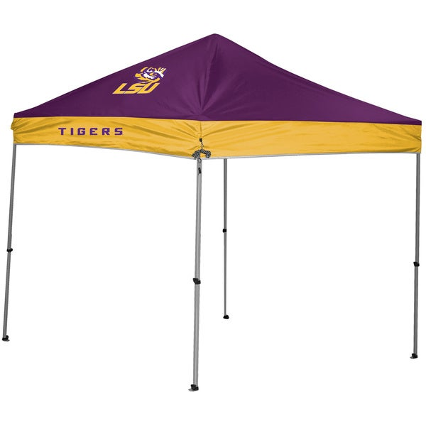 NCAA 9x9 Straight Leg Canopy Louisiana State