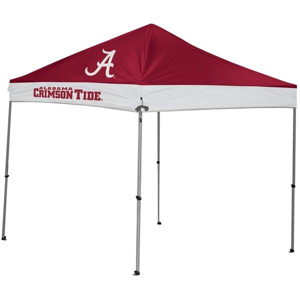 NCAA 9x9 Straight Leg Canopy Alabama