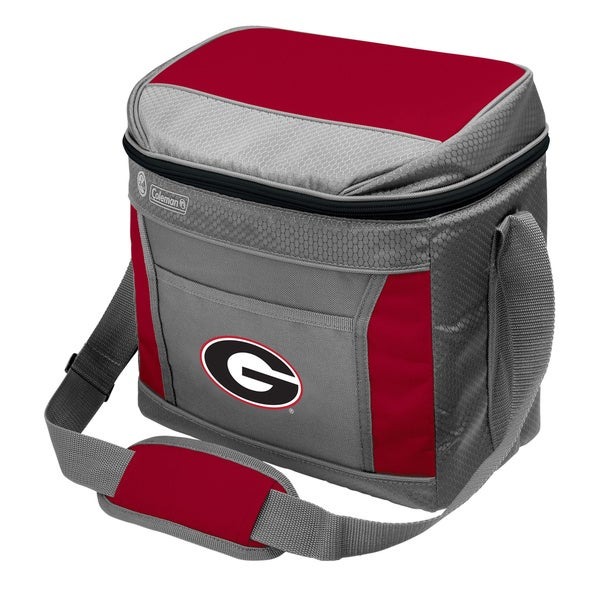 NCAA 16 Can Soft Sided Cooler Georgia