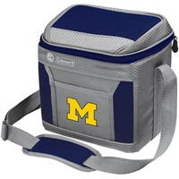 NCAA 16 Can Soft Sided Cooler Michigan