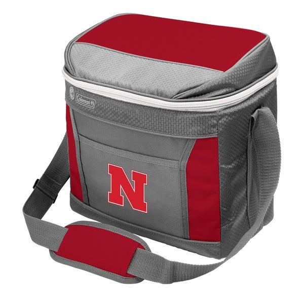 NCAA 16 Can Soft Sided Cooler Nebraska