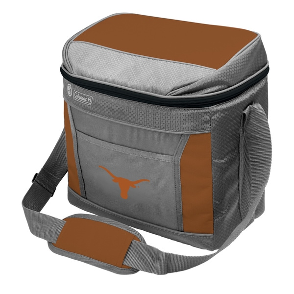 NCAA 16 Can Soft Sided Cooler Texas