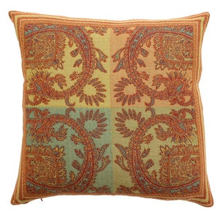 Two-Sided Attock Throw Pillow