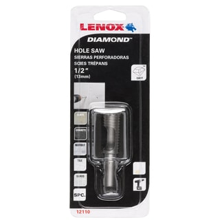 "Lenox 121085DGDS 5/16"" Diamond Holesaw"