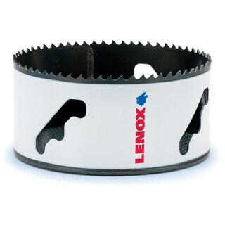 "Lenox 1772075 4-1/2"" Bi-Metal Hole Saw"