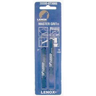 "Lenox 20300-GT300S 3"" All Purpose T Shank Style Bi-Metal Jig Saw Blades"