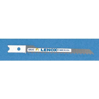 "Lenox 20336-BT450JR 4"" Universal Style Smooth Cut All Purpose Jig Saw Blade"
