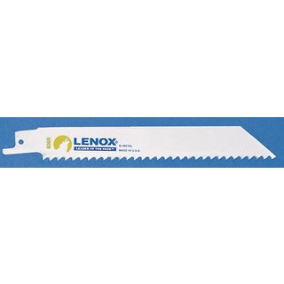 "Lenox 20559-S606R 6"" 6 TPI Multi Purpose Reciprocating"
