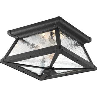 Progress Lighting P6023-31 Mac 2-light Close-to-ceiling