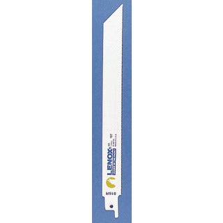 "Lenox 20578-818R 5 Pack 8"" 18 TPI Heavy Gauge Metal Reciprocating Blades"